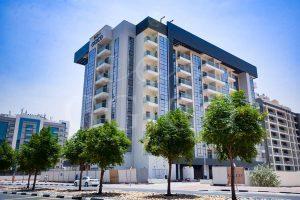 One of GGICO projects in Dubai Silicon Oasis