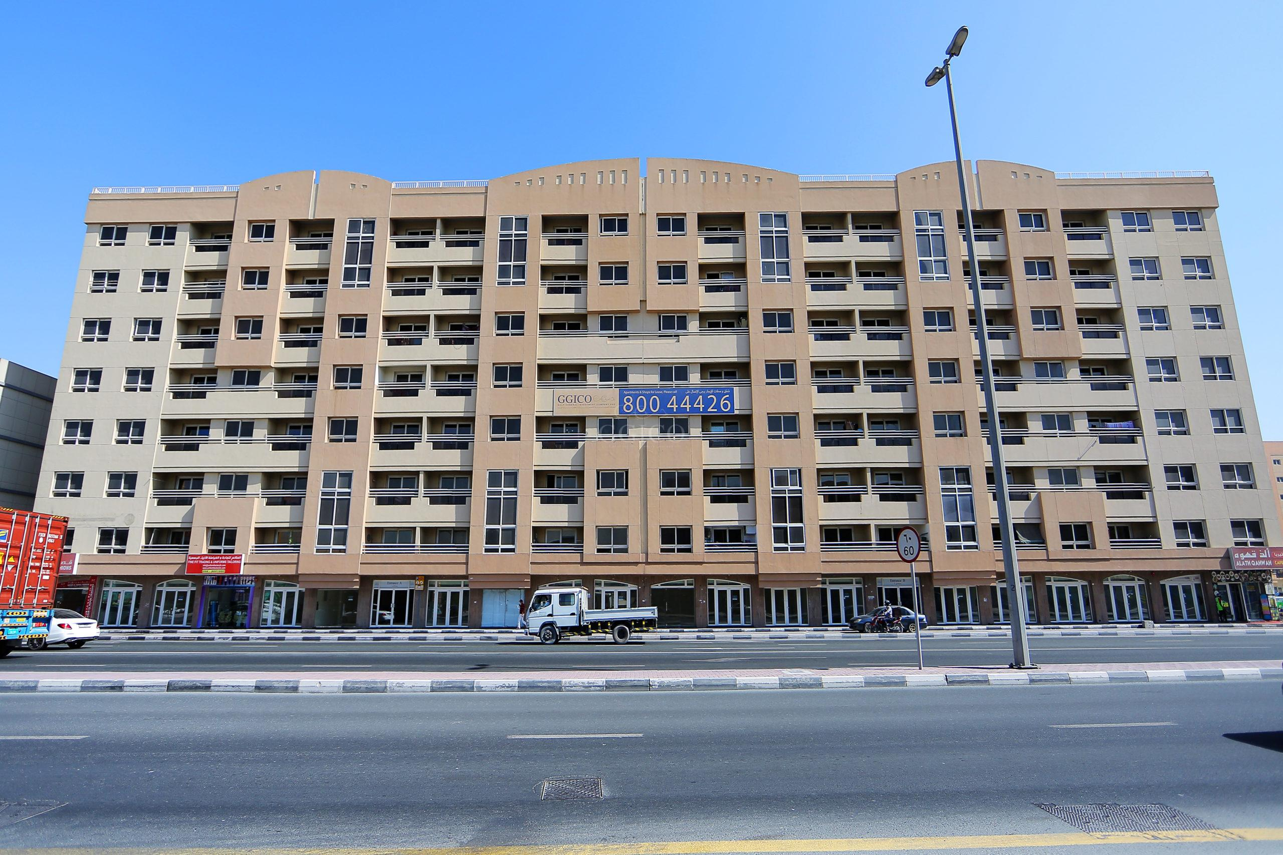 GGICO Building Muwaileh