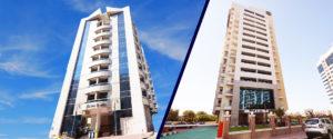 GGICO Buildings in Dubai
